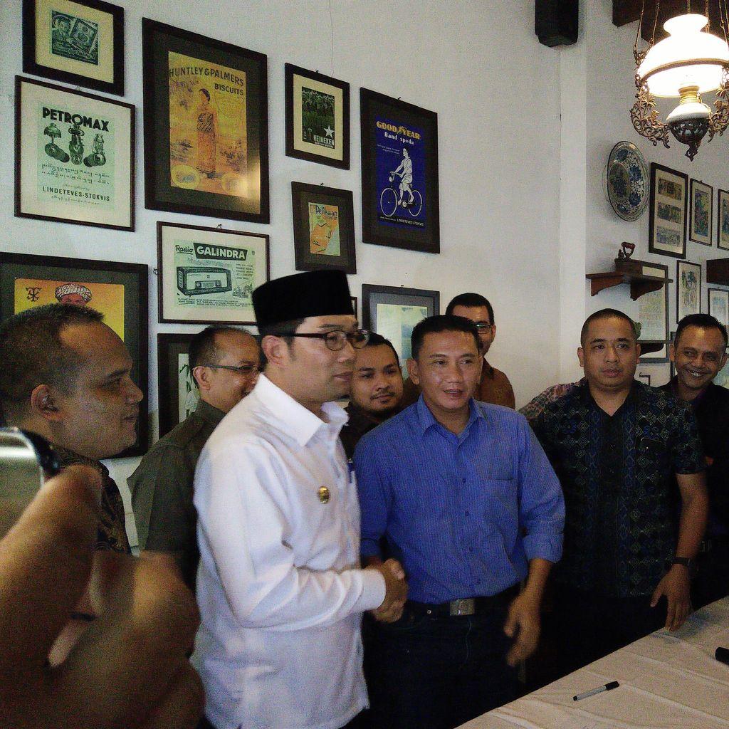 Polda Jabar Pastikan Sopir Omprengan Cabut Laporan Soal Ridwan Kamil