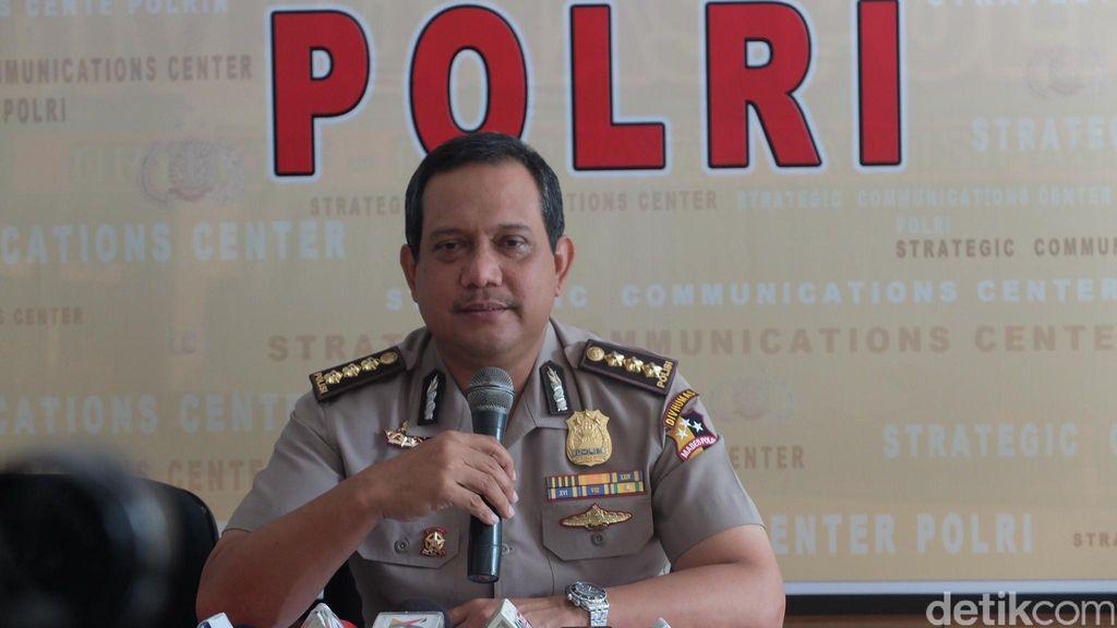 Polisi Akan Tangkap Pemilik Akun Medsos yang Intens Sebarkan Provokasi