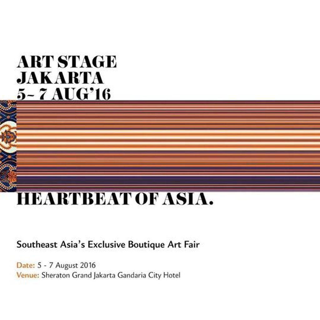 14 Koleksi Terbaik Kolektor Indonesia Dipajang di Art Stage Jakarta