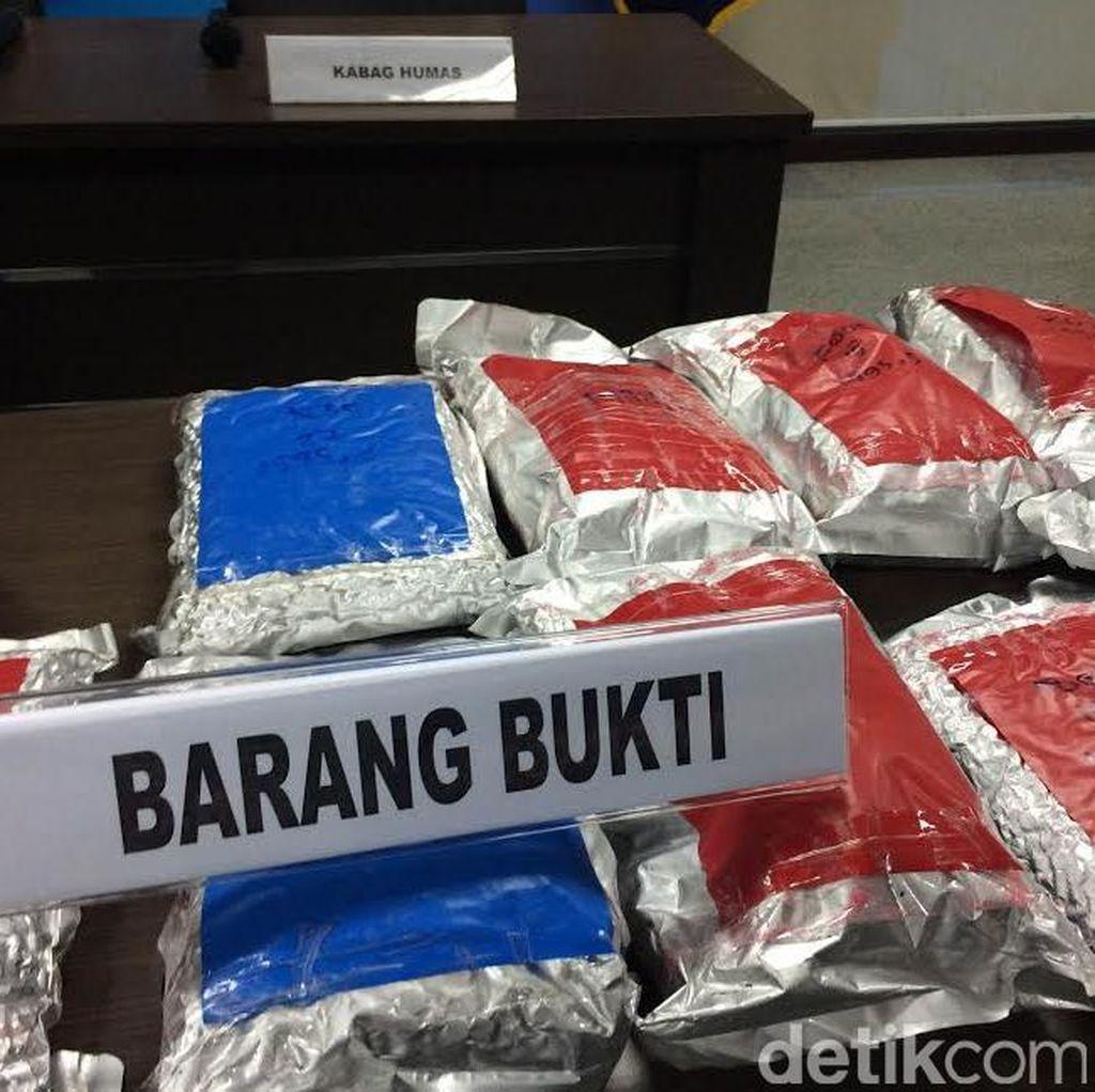 Pecandu Narkotika di Indonesia Meningkat Pada Tahun 2015