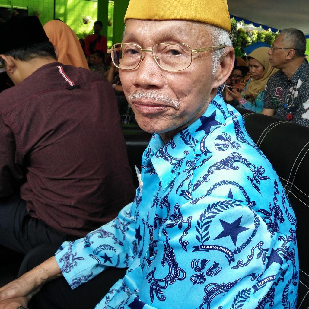 Ketemu Ridwan Kamil, Veteran Ini Minta Bus Damri Gratis