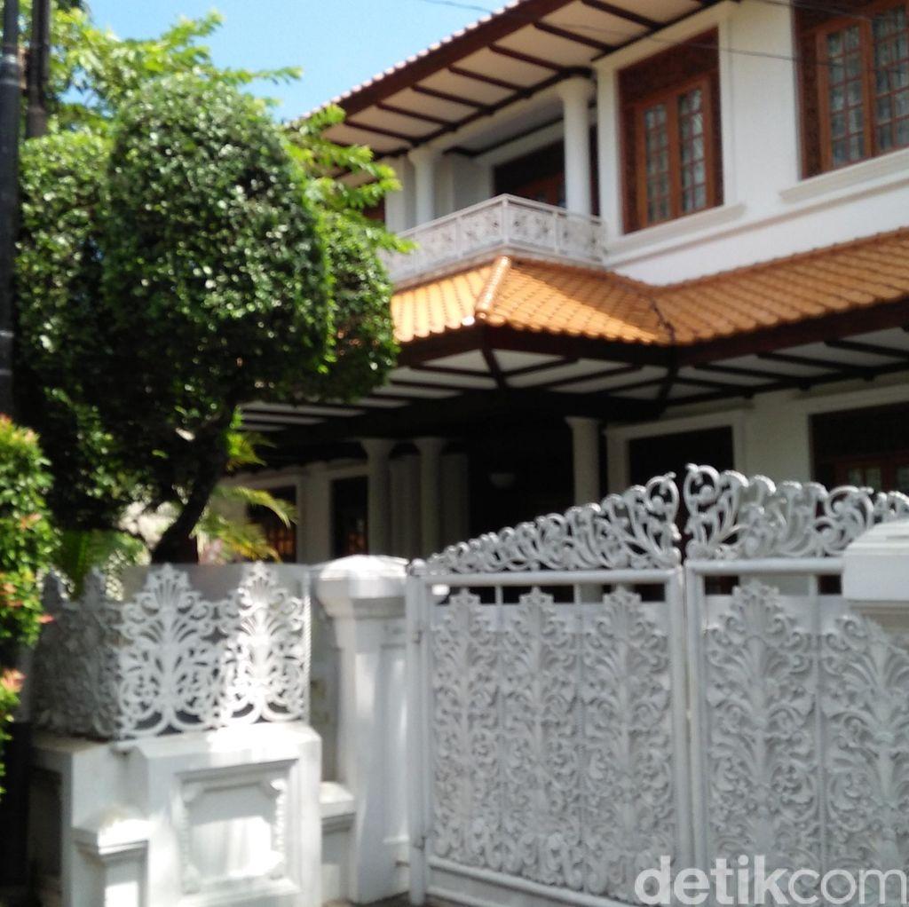Rumah Mewah Samadikun di Menteng Akan Diserahkan untuk Ganti Kerugian Negara