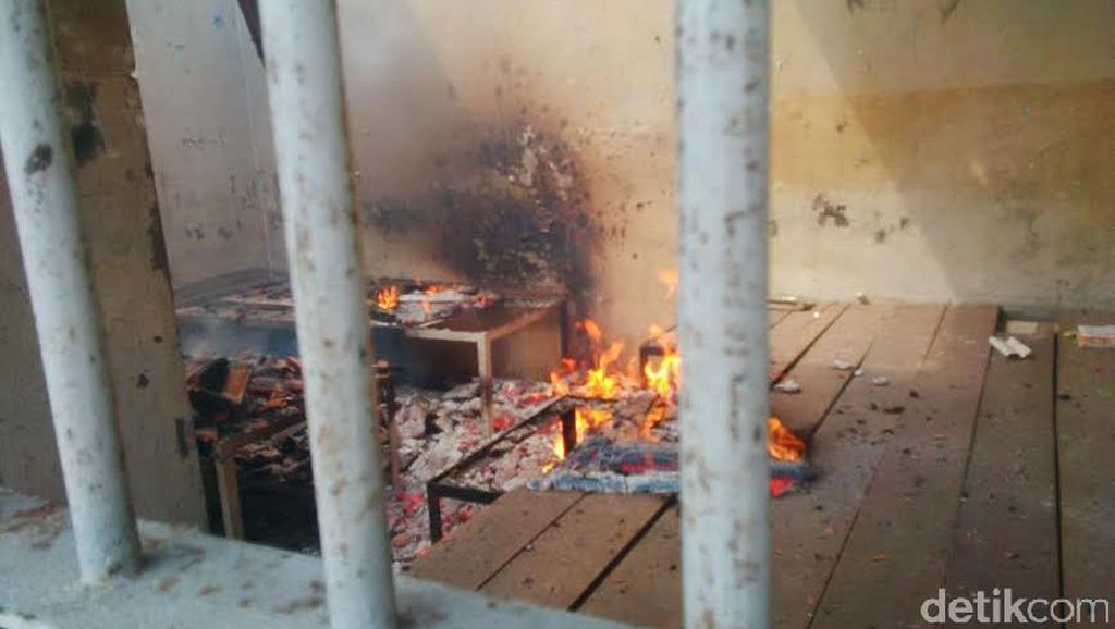 Kerusuhan di Penjara yang Menegangkan, dari Banceuy hingga Kerobokan