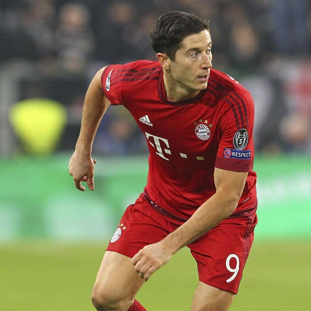 Lewandowski Dikaitkan dengan Madrid, Bayern Tegas Tak Akan Jual