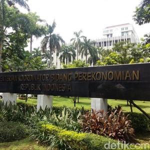 7 Menteri Jokowi Kumpul di Kantor Darmin Bahas Pangan, Ini Hasilnya