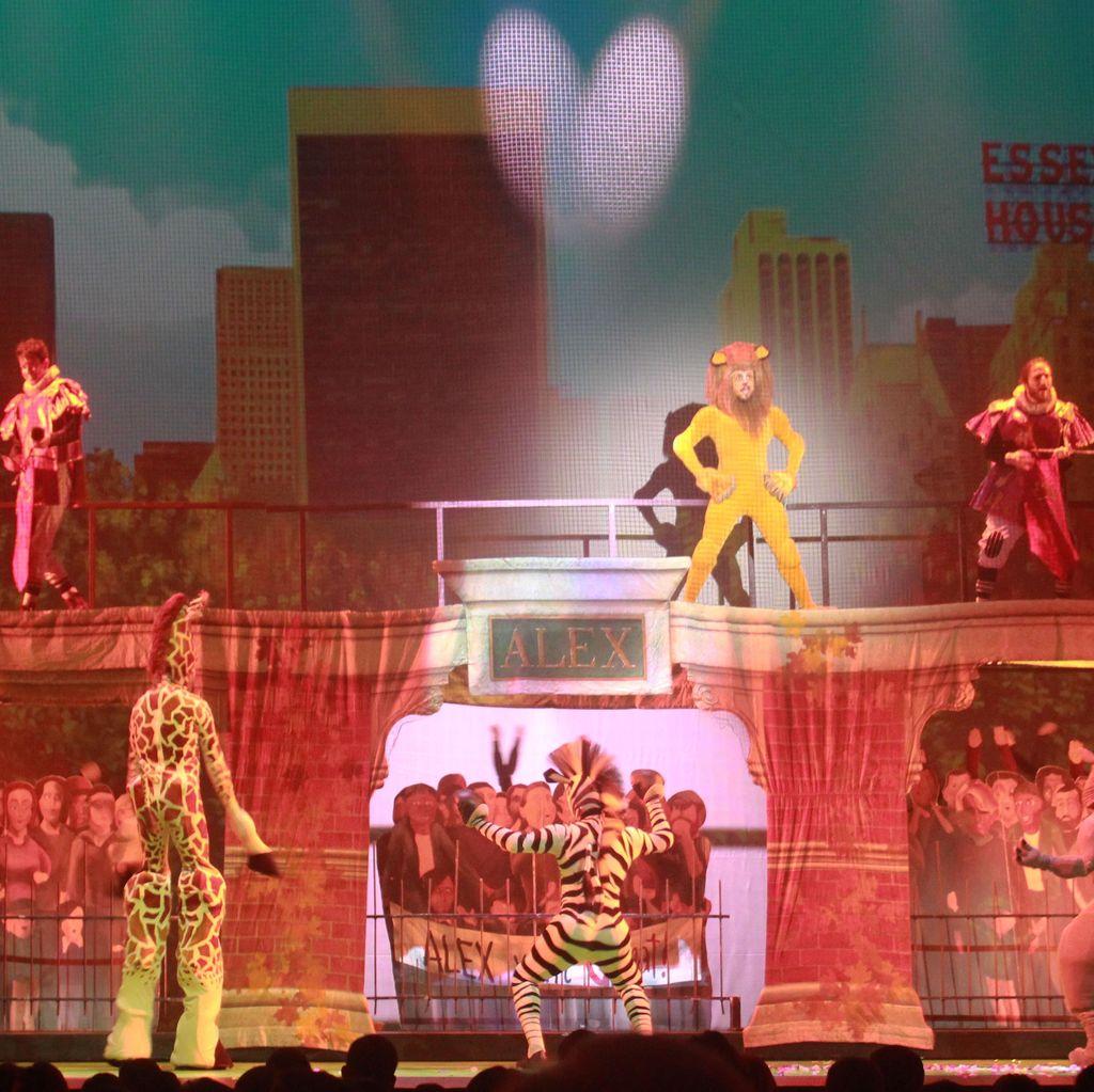 Yuk, I Like to Move It, Move It Bareng Alex Cs di Madagascar Live! Jakarta