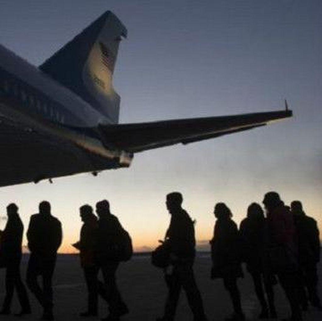 Kemewahan Pesawat Air Force One: Nonton James Bond Sampai Suvenir M&Ms