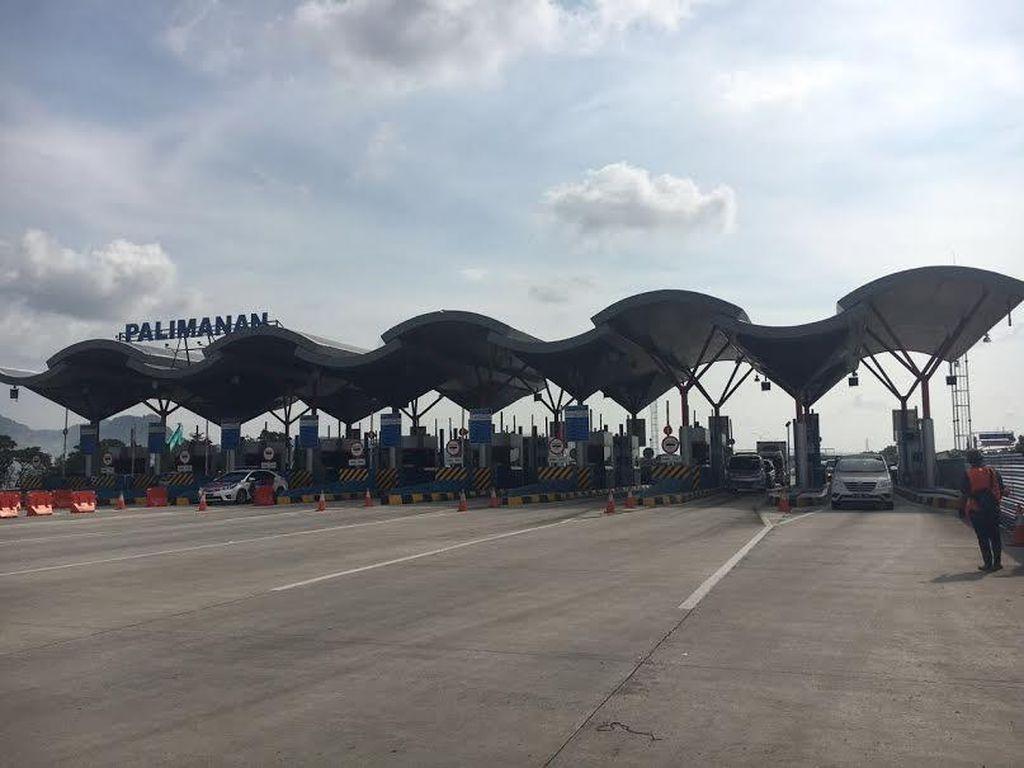 Mudik Lebaran di Jawa, Bayar Tol Cuma di Palimanan dan Brebes Timur