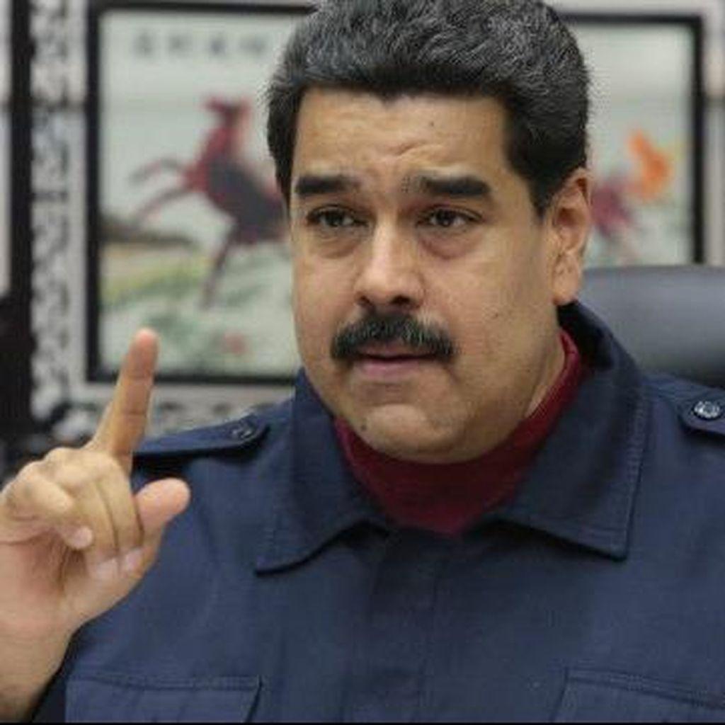 Upaya Menggulingkan Presiden Venezuela Gagal