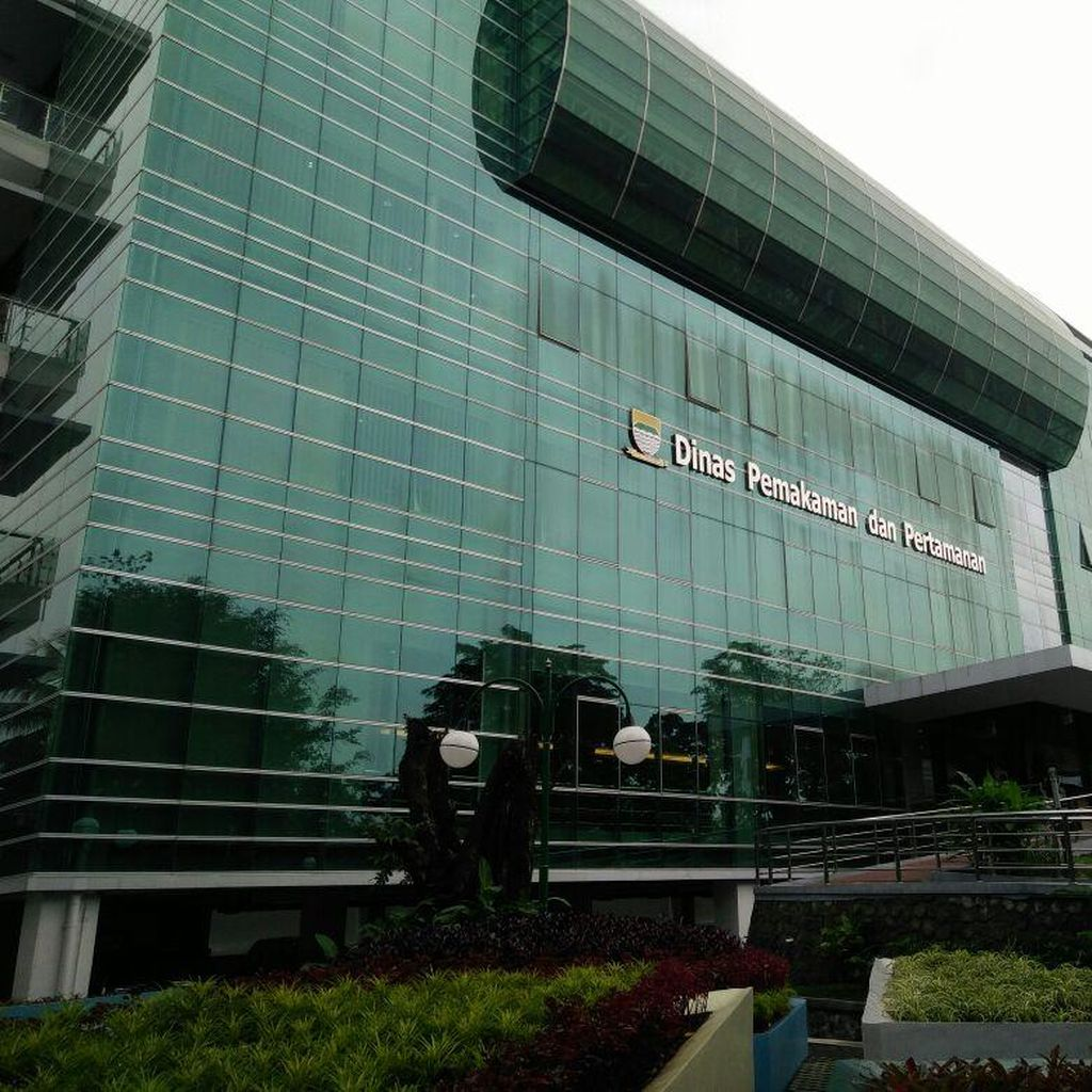 Ridwan Kamil Resmikan Kantor Dinas yang Diklaim Paling Keren se-Indonesia