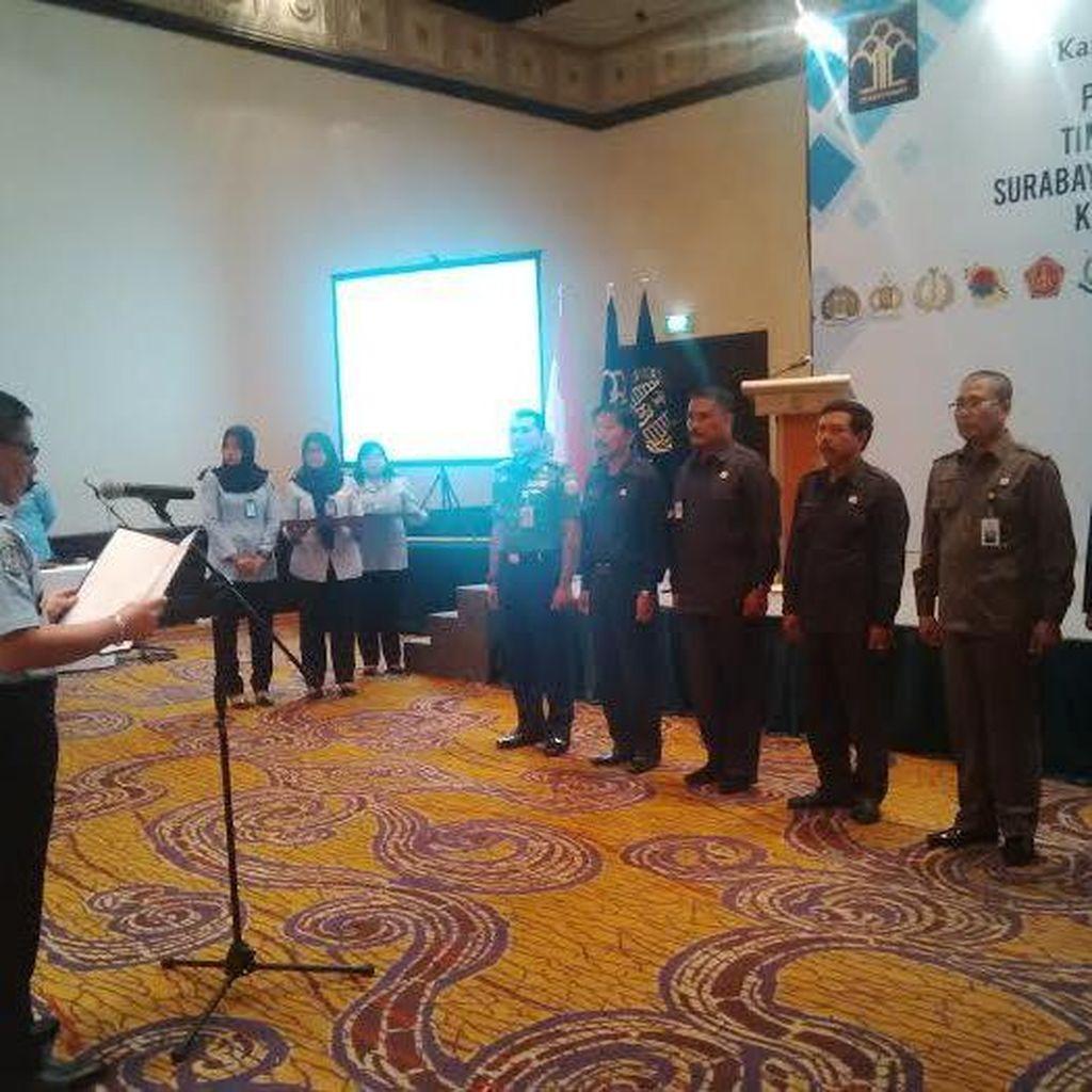 Imigrasi Tanjung Perak Bentuk Tim Pora Awasi Masuknya Orang Asing