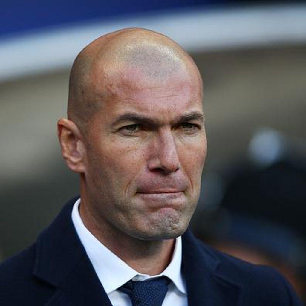 Ronaldo Ingin Zidane Terus Jadi Manajer Madrid