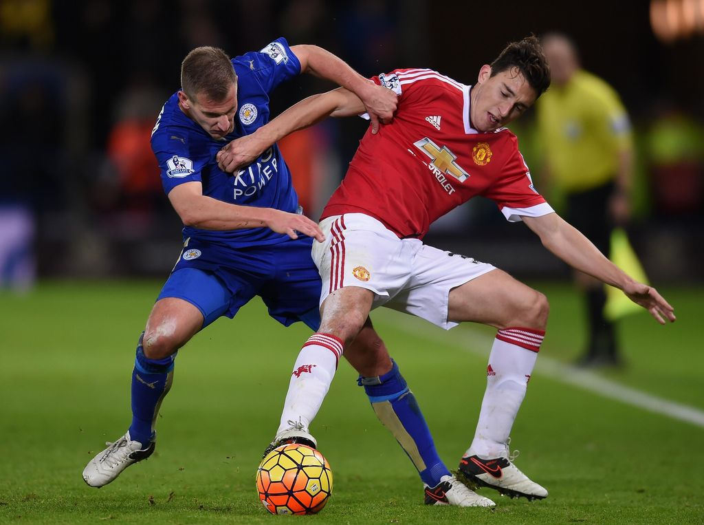 Van Gaal: MU Harus Kalahkan Leicester