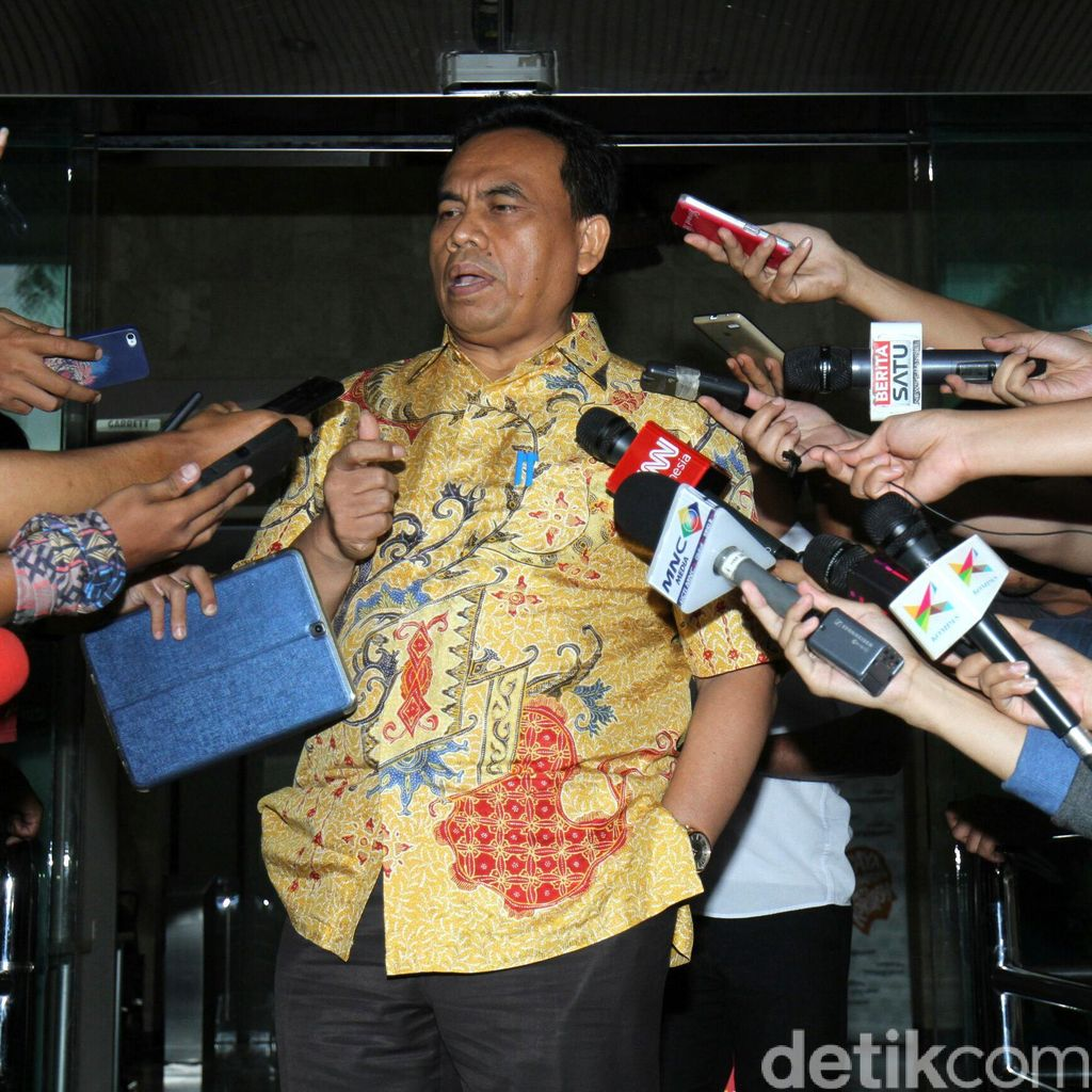 Gerindra: Saefullah Bersaksi di Tipikor, Seleksi Cawagub DKI Ditunda Besok