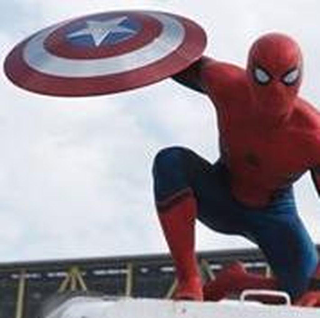 Peran Tom Holland Sebagai Spider-Man Dipuji Stan Lee