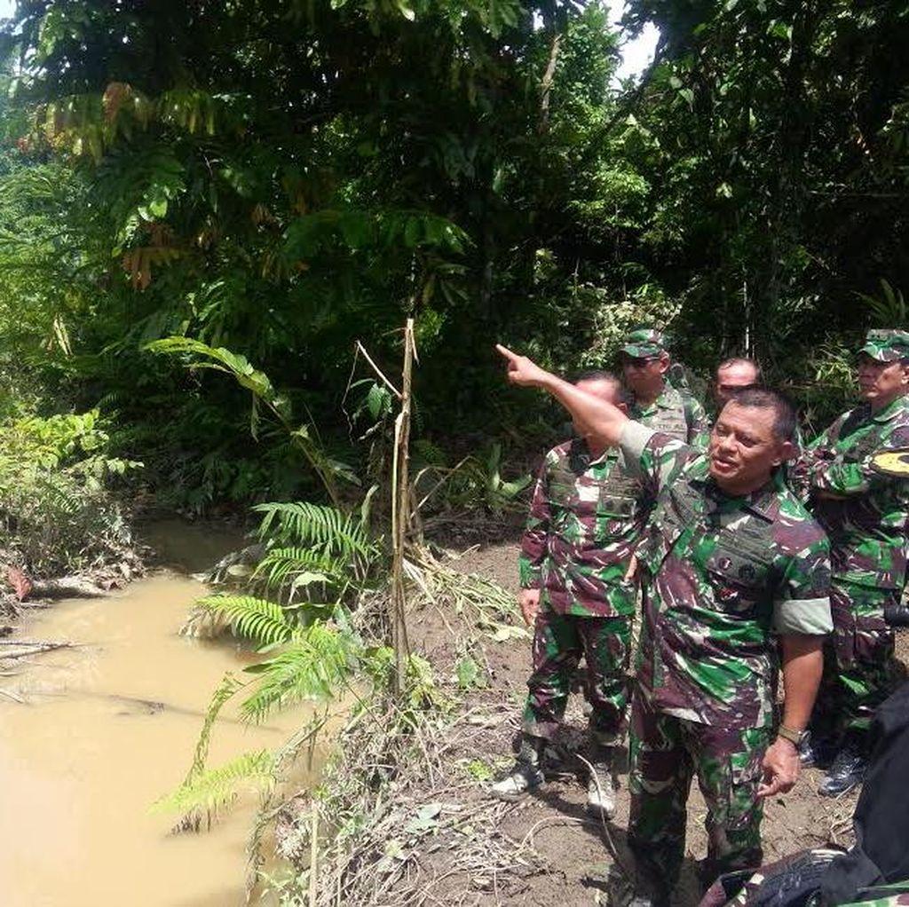 Panglima TNI: Pembangunan Trans Papua untuk Menjamin Keamanan