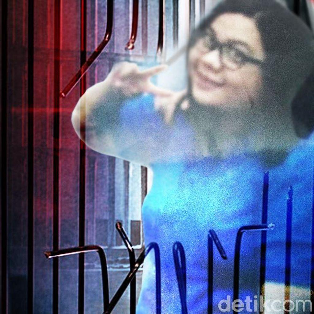Ditangkap Polisi, Melani Kini Dipindahkan ke Lapas Wanita Tangerang