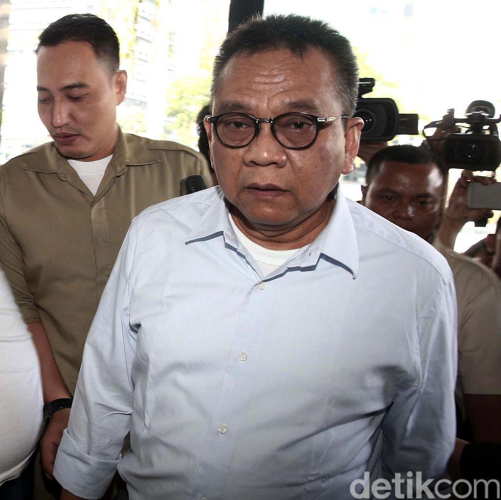 M Taufik Bantah Ada Duit Mengalir dari Pengembang ke DPRD DKI