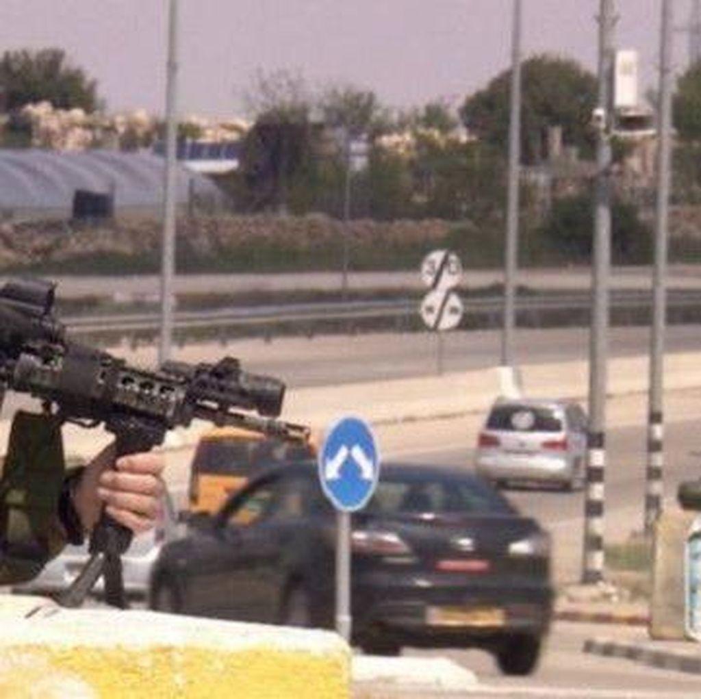 Gush Etzion, Bundaran Maut di Antara Palestina dan Israel