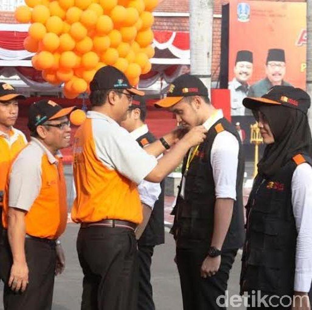 52 Ribu Petugas Sensus Ekonomi Sasar Ribuan Perusahaan di Jawa Timur