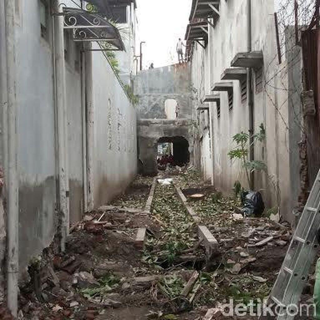 Atasi Genangan Air, Kota Surabaya akan Revitalisasi Brandgang