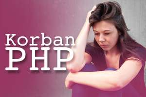Wanita Korban PHP