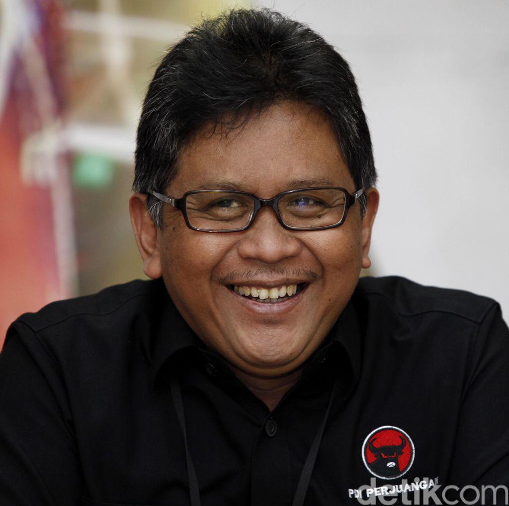 Soal Cagub DKI, PDIP: Keputusan Akan Diambil dari Sekolah Partai