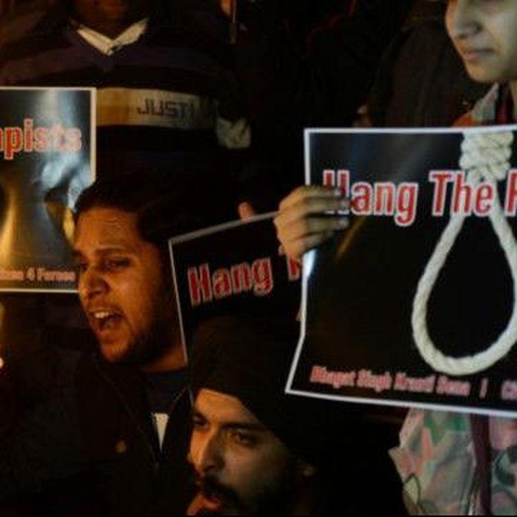 India Berencana Umumkan Identitas Penjahat Seksual