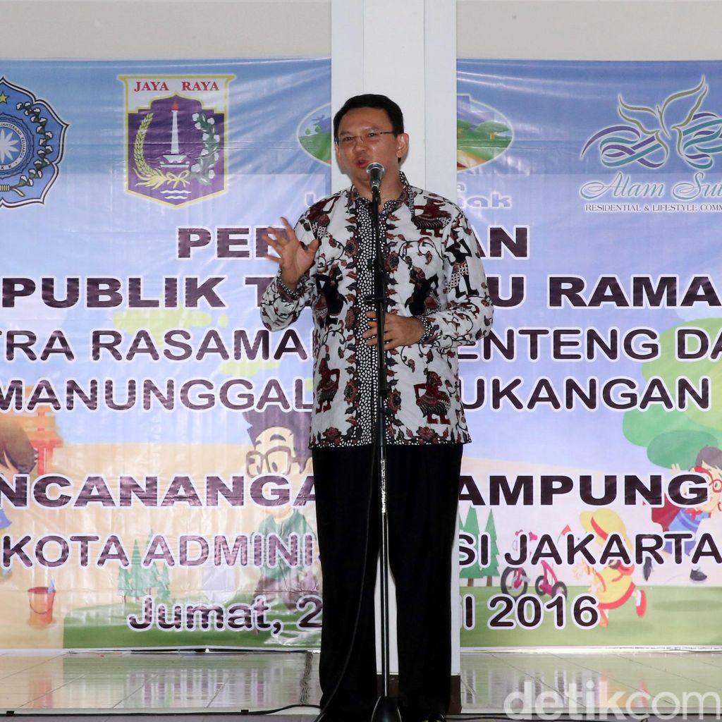 Risma Berpeluang Maju Pilgub DKI, Ahok: Itu Untungkan Orang Jakarta