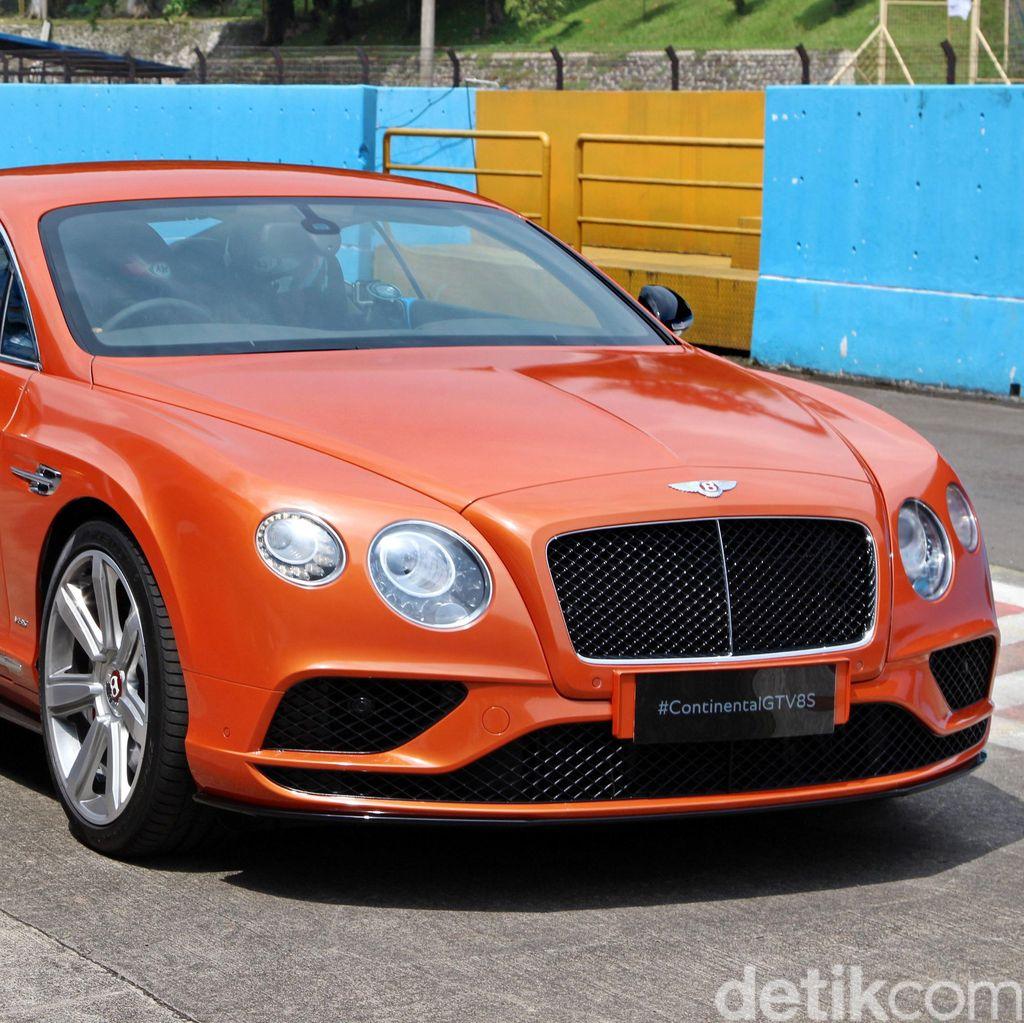 Mengenal Lebih Dekat Bentley Continental GT V8 S