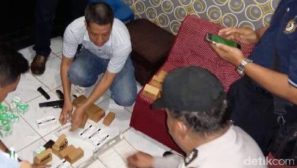 Polda Riau Ringkus Pelaku Perdagangan Kulit Satwa Liar