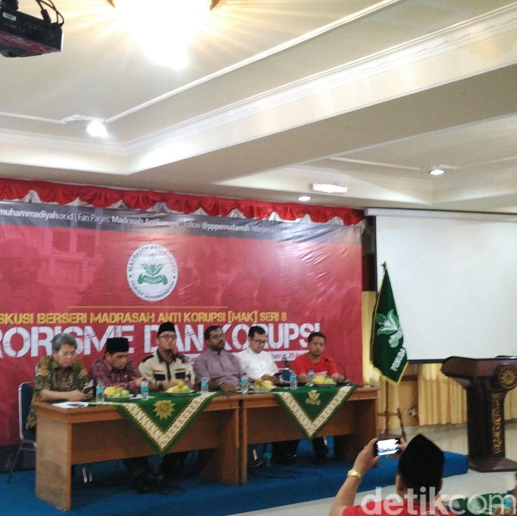 Ketua Pansus: Masa Penahanan Terduga Teroris Diusulkan Jadi 580 Hari