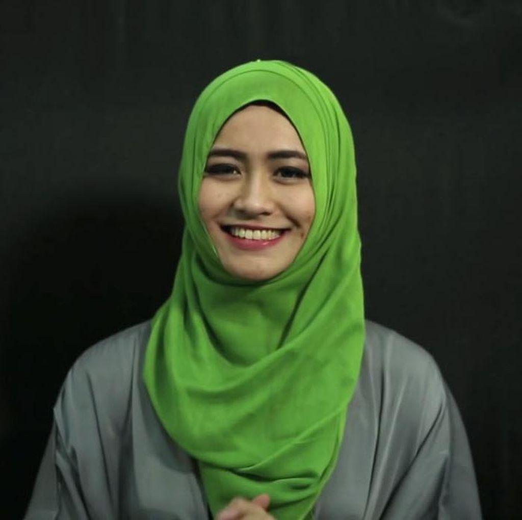 Tutorial Hijab untuk Semua Bentuk Wajah Ala Finalis Sunsilk Hijab Hunt, Riza