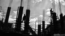 Upah Kuli Bangunan Sampai Pembantu Naik di April