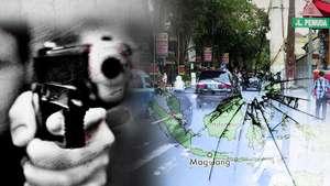 Teror Penembakan di Magelang