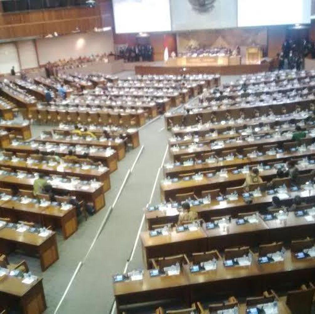 Paripurna DPR Setujui KAP Wisnu B Soewito Sebagai Akuntan Publik BPK
