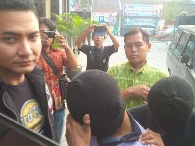 Empat Terduga Pelaku Penganiayaan Pelajar di Kediri Diamankan