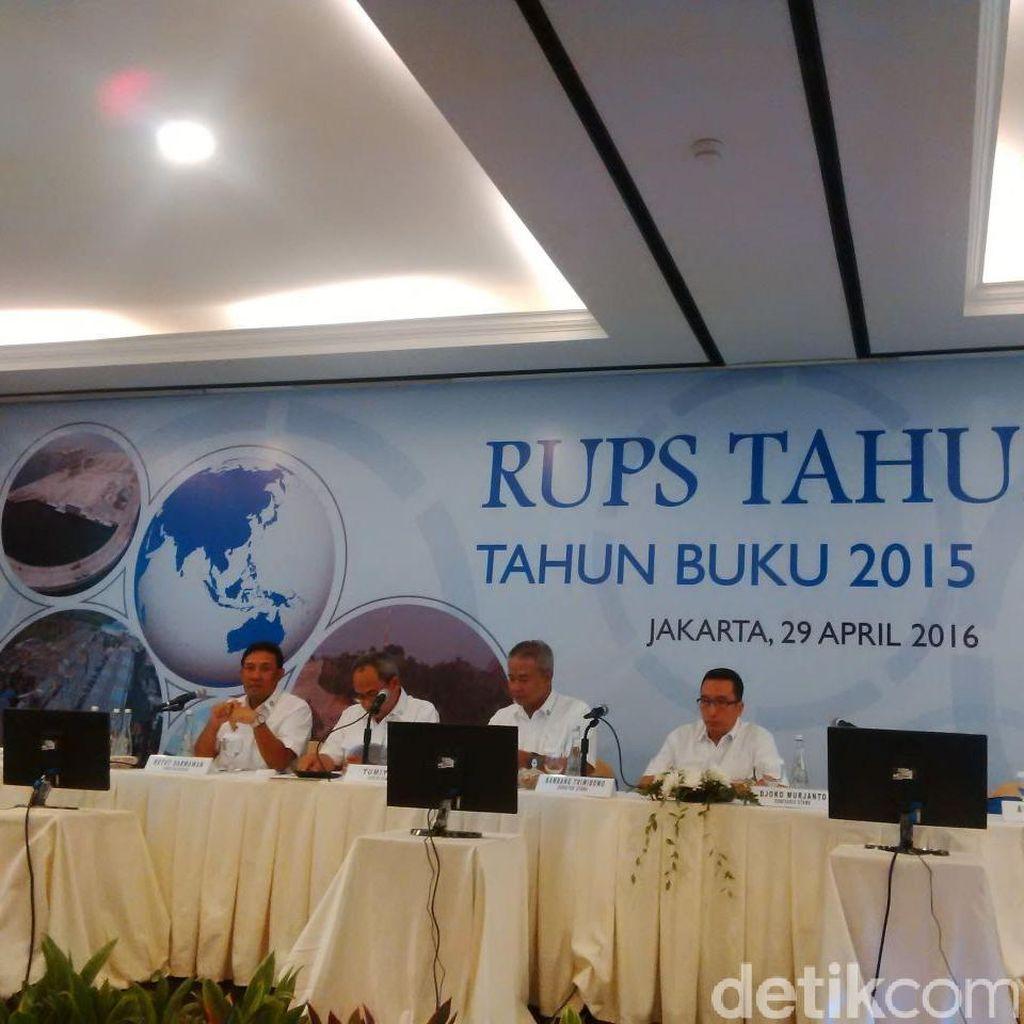 PTPP Kantongi Rp 5 T Kontrak Baru Hingga April 2016