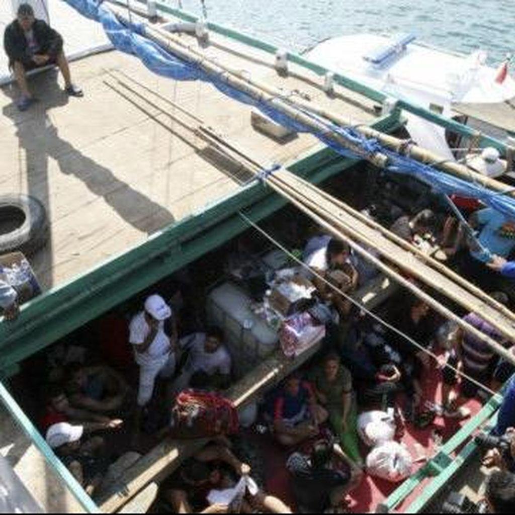 Warga Iran Pencari Suaka Tewas akibat Bakar Diri di Nauru
