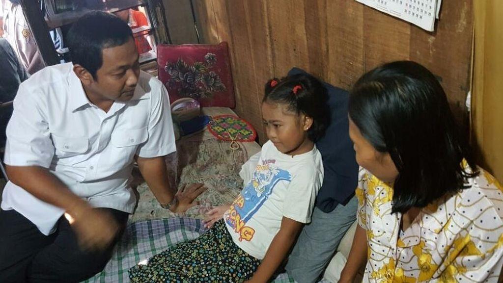 Kisah Ana, Siswa SD di Semarang yang Lumpuh Akibat Kejahilan Temannya