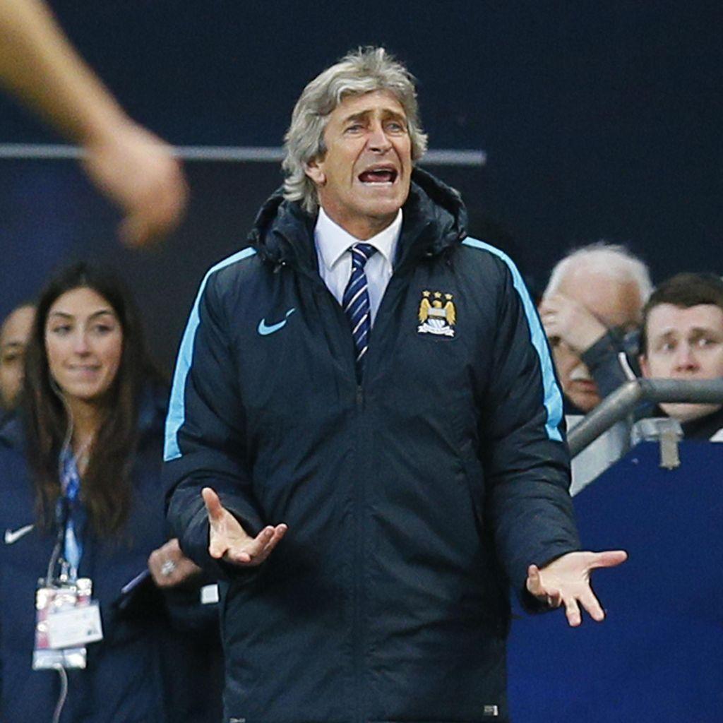 Kesal dengan Jadwal City, Pellegrini Tuding Premier League Untungkan Madrid