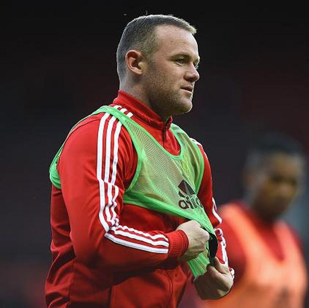 Posisi Gelandang adalah Masa Depan Wayne Rooney?