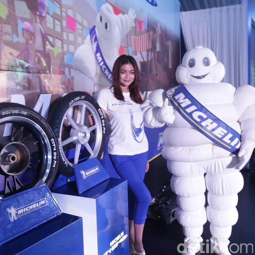 Michelin Luncurkan Ban Motor City Grip Pro