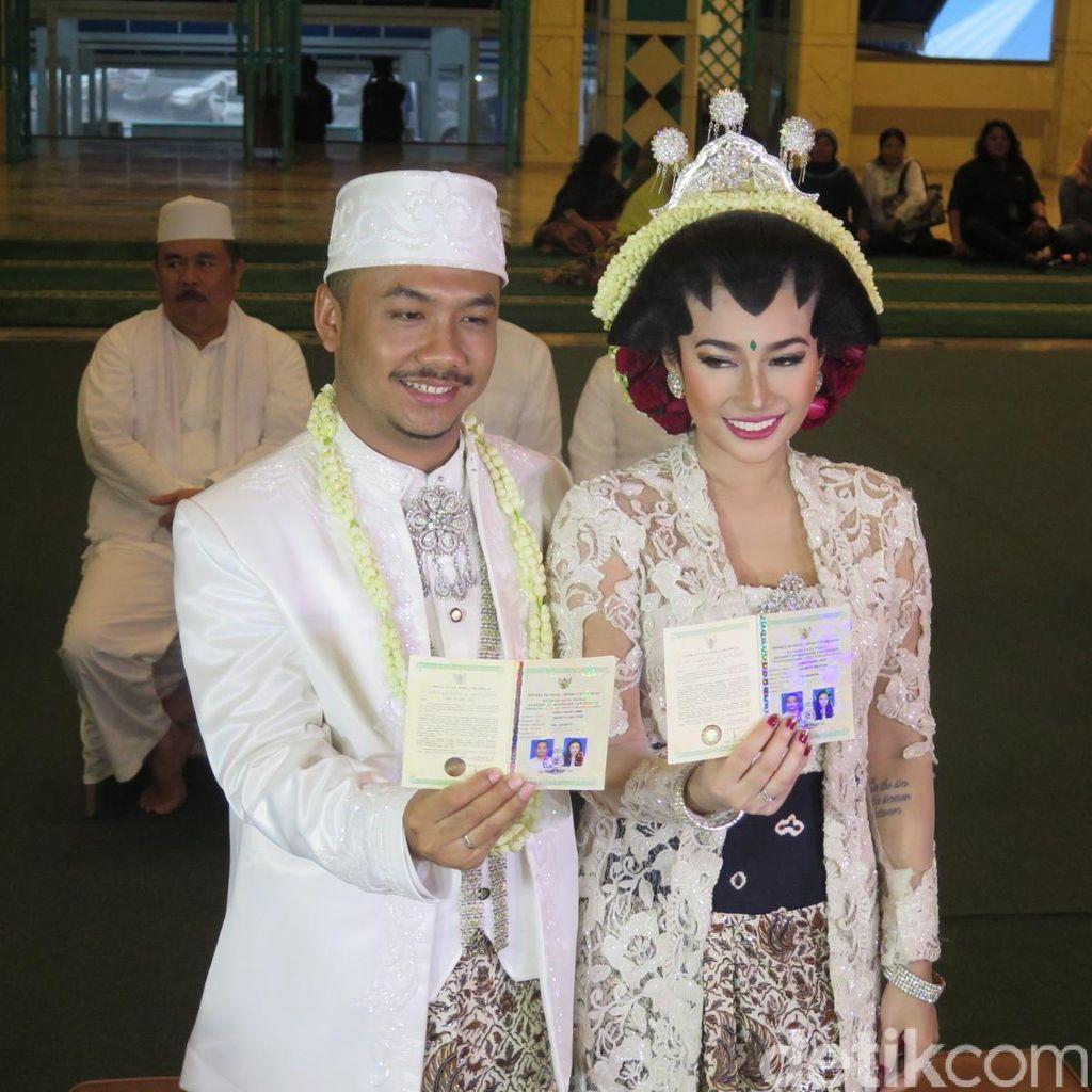 Program Bayi Tabung Usai Resmi Nikah, Ratu Felisha Hapus Honeymoon