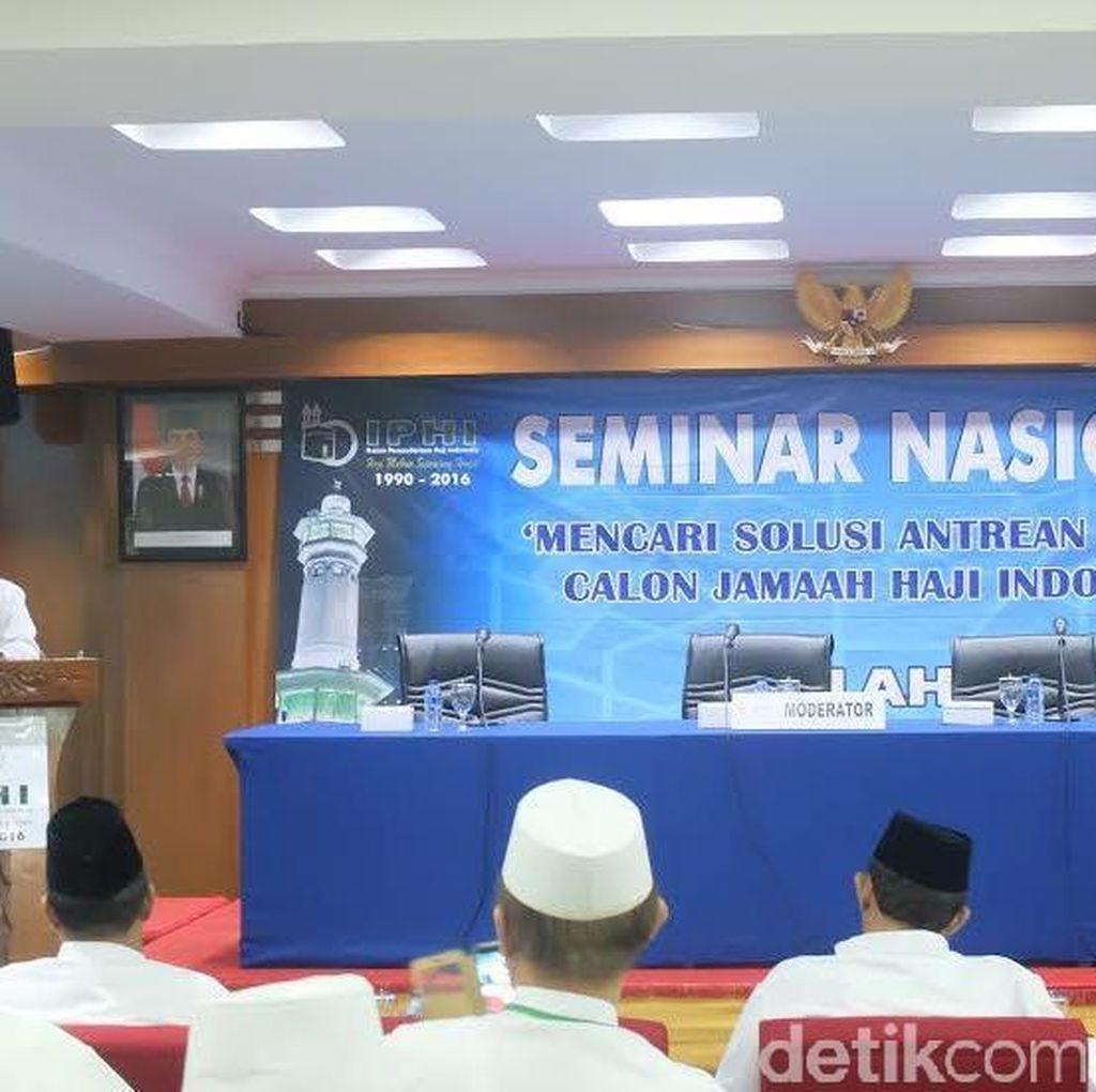 Ikatan Persaudaraan Haji Soroti Antrean Panjang Calon Jamaah Haji Indonesia