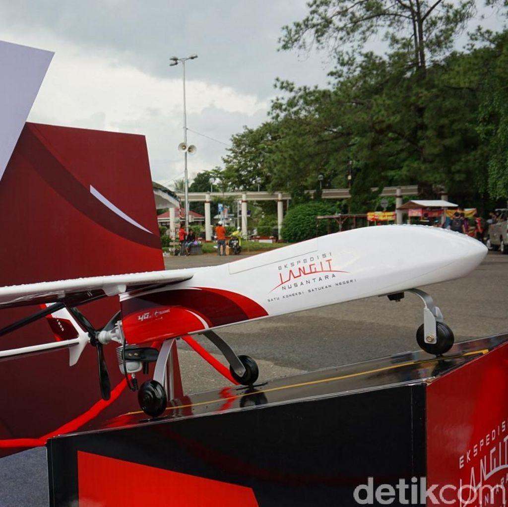 Elang Nusa Minum Pertamax 2 Jam Sekali