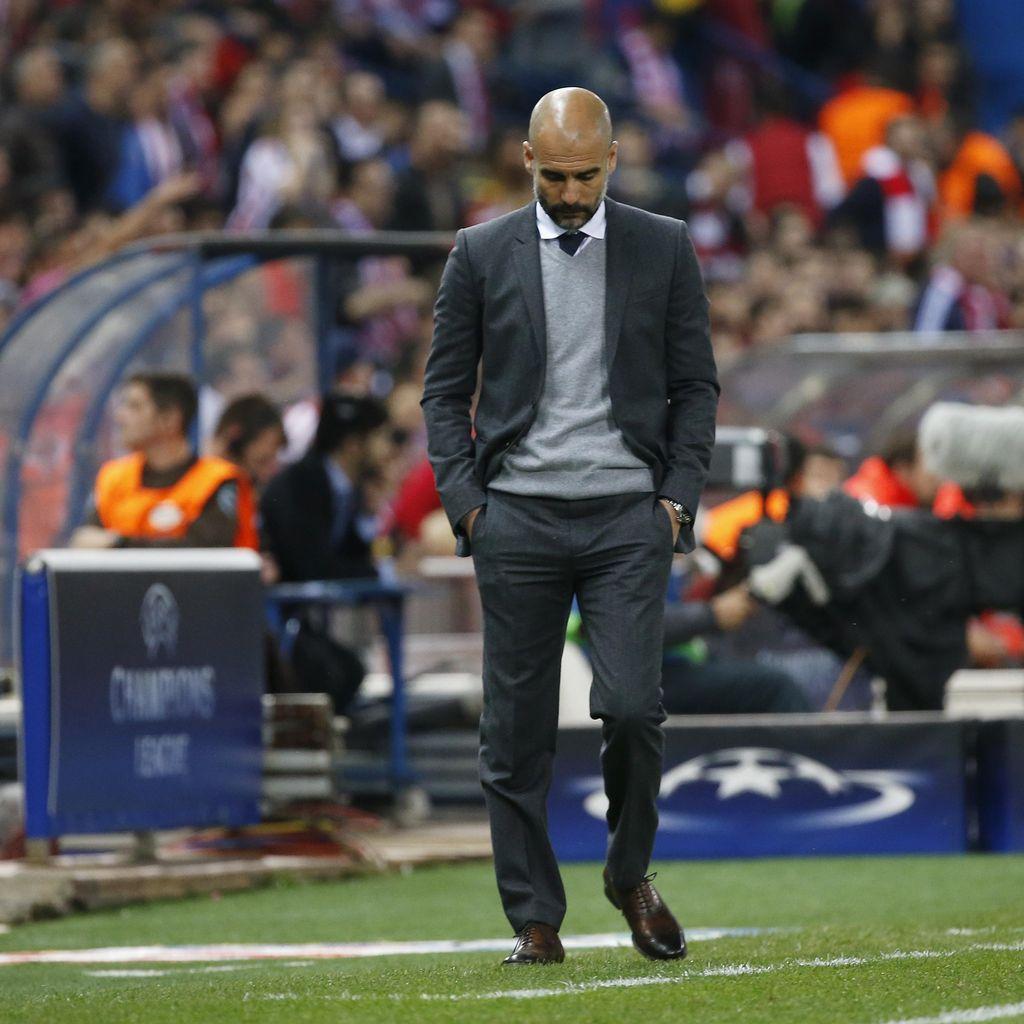 Guardiola: Silakan Bunuh Saya Kalau Bayern Gagal Lewati Atletico
