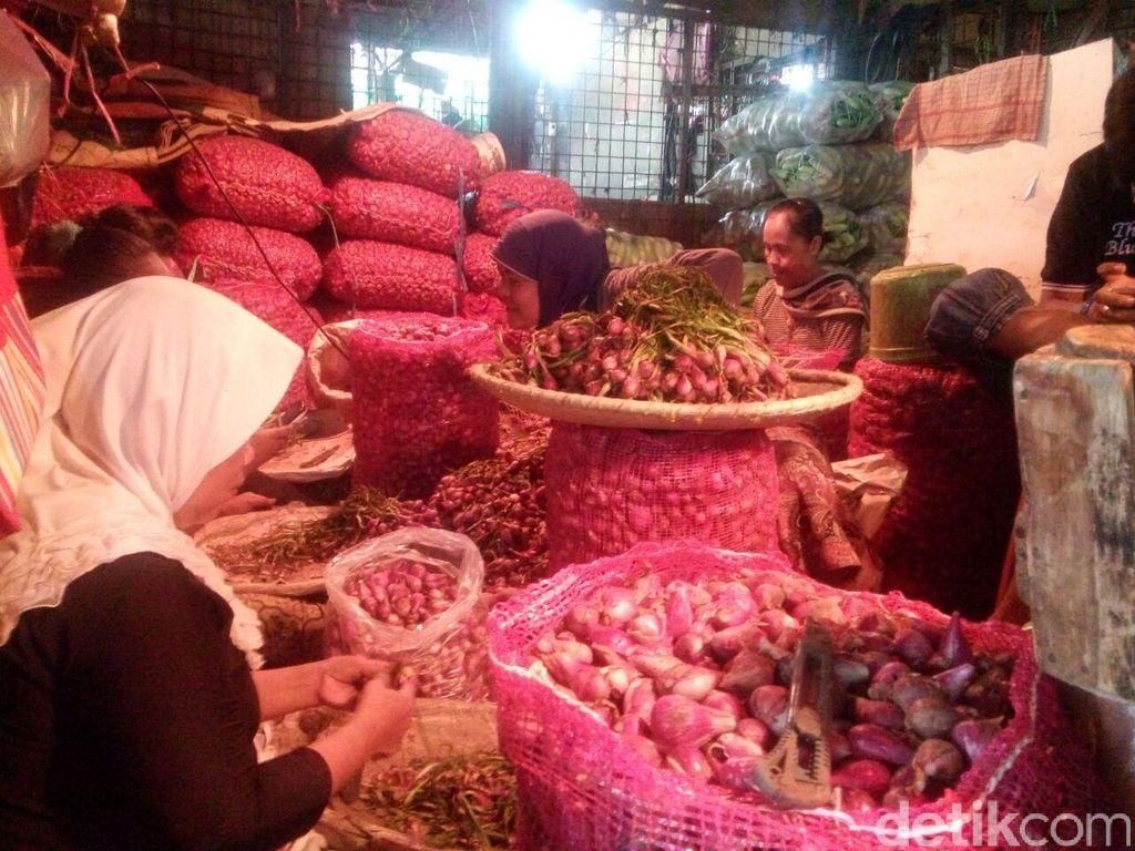 Jokowi Minta Harga Bawang Rp 25.000, Berapa Harga di Jakarta?