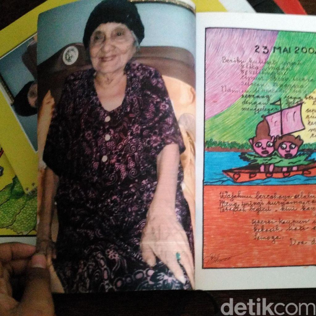 Siti Rahmani Rauf, Ibu Budi dan Semangat Membaca yang Tinggi di Usia Senja