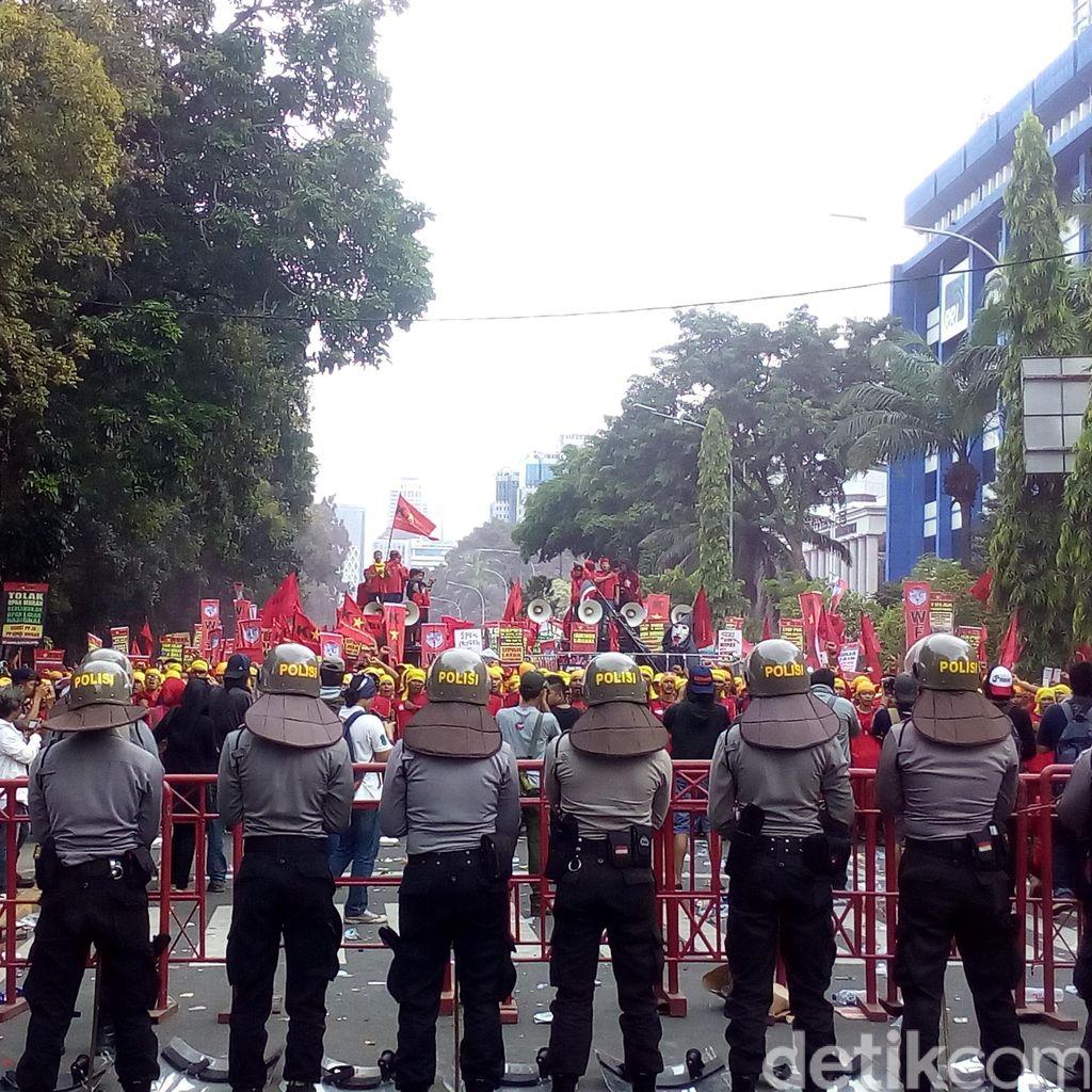 Kapolda Metro: Alhamdulillah, May Day di Jakarta Kondusif